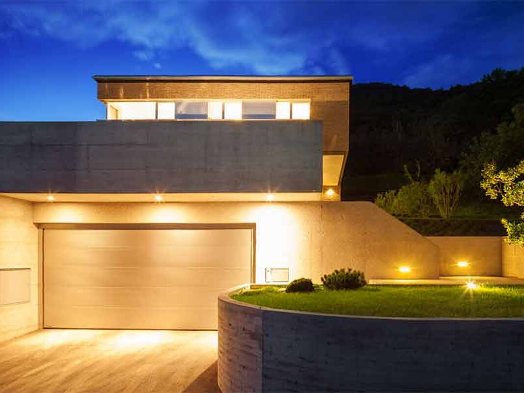 Exterior Lighting smart home