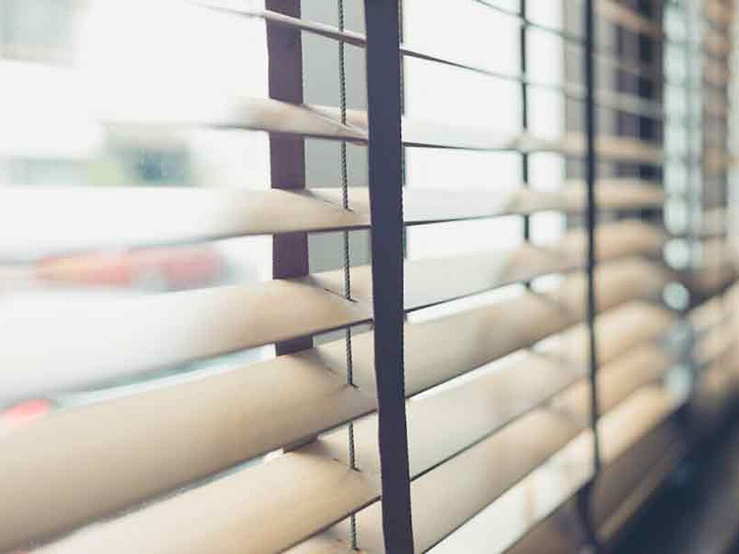 Shutters blinds building technology